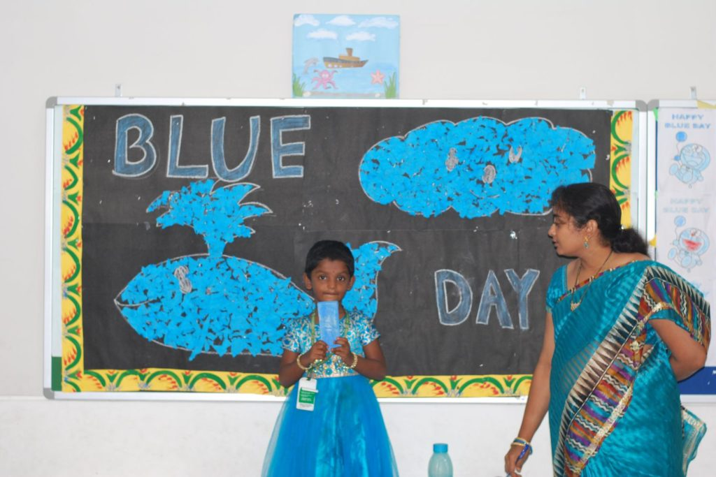 BLUE DAY CELEBRATIONS