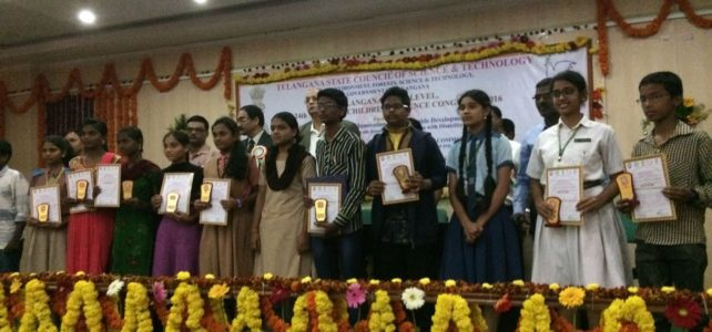 DPS Warangal Dept. of Science Achievements and Participations