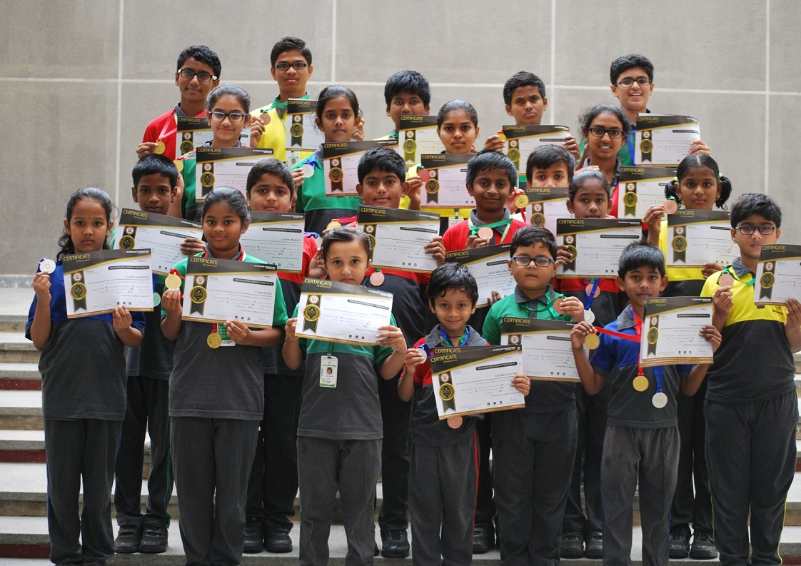 Silver zone maths olympiad prizes for games